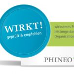 PHINEO Wirkt Siegel neutral